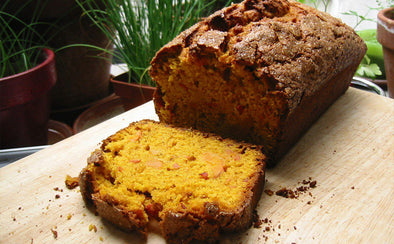 Marissa's Pumpkin Bread: Thanksgiving Recipes