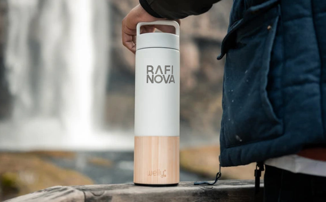 All about the Welly x Rafi Nova Water Bottle