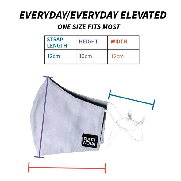 Adults Everyday Elevated Mask 3-Pack