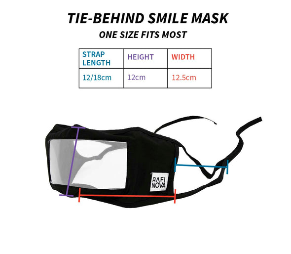 Limited Edition: Millie Smile Mask