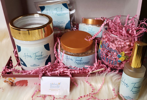 Mother's Day Box HER Touch, by Sistar's Of Serenity