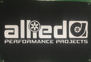 The Skid Factory Shed Flag - Allied Performance Projects
