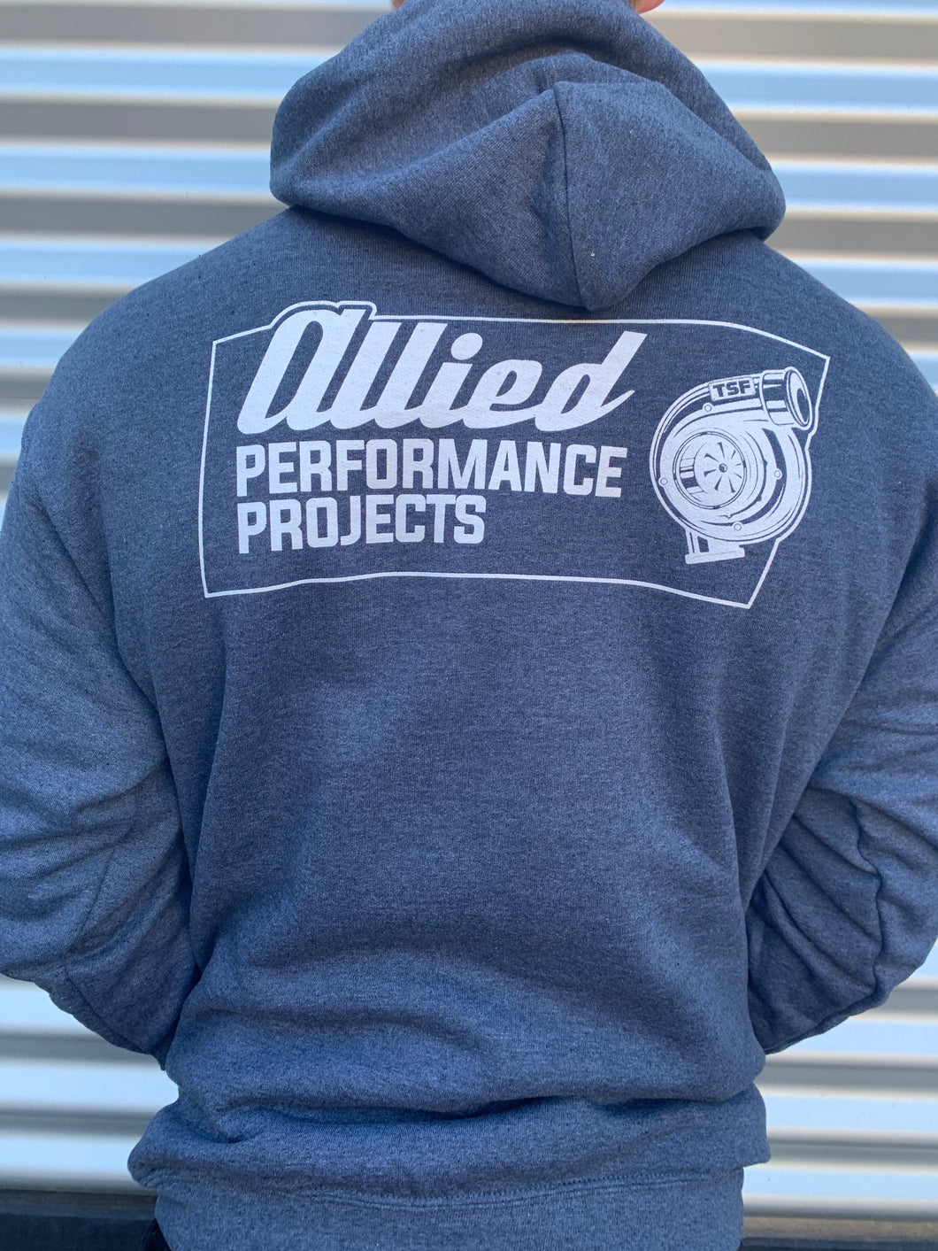 Allied Performance Projects - V2 Hoodie
