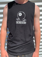 The Skid Factory - UNISEX - 8 Ball muscle T-shirt