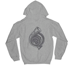 Load image into Gallery viewer, The Skid Factory Hoodie- Grey
