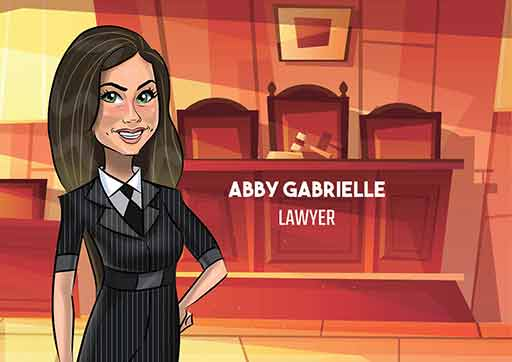 Cartoon Artwork for Lawyers