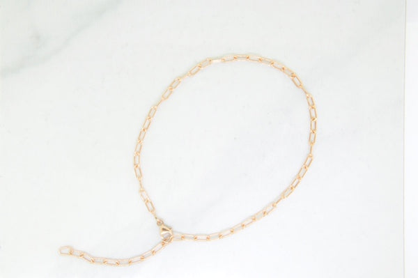 Yellow Gold Filled Anklets