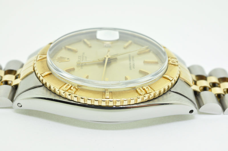 Rolex Thunderbird Turn-O-Graph Watch