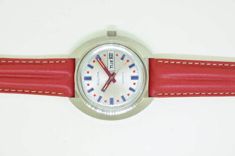 Bulova Spirit of '76 Wristwatch - vintage