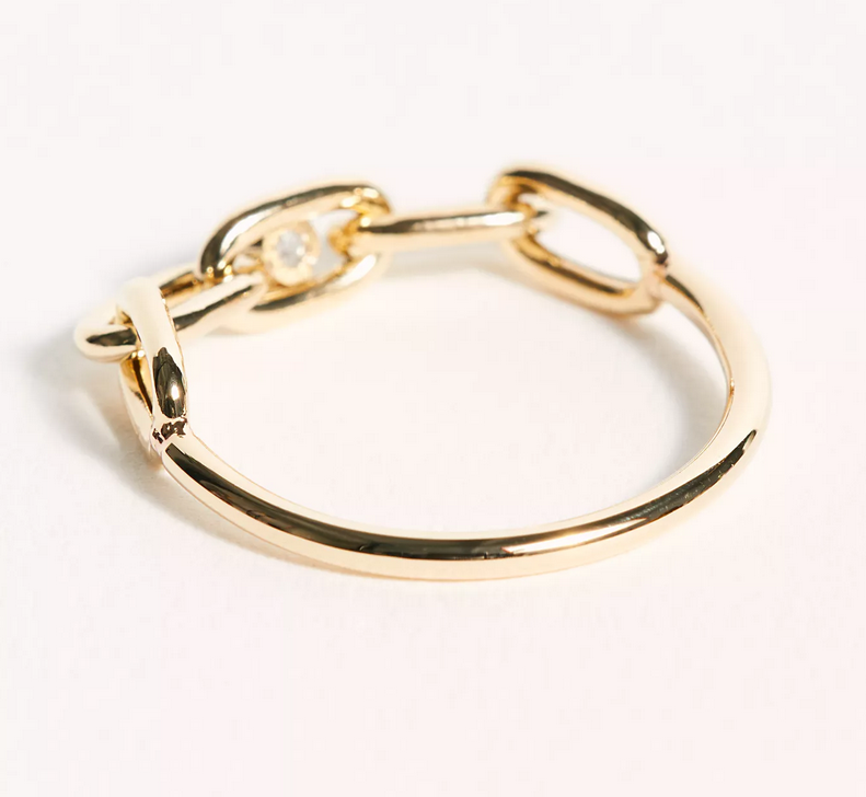 Single Diamond Chain Ring
