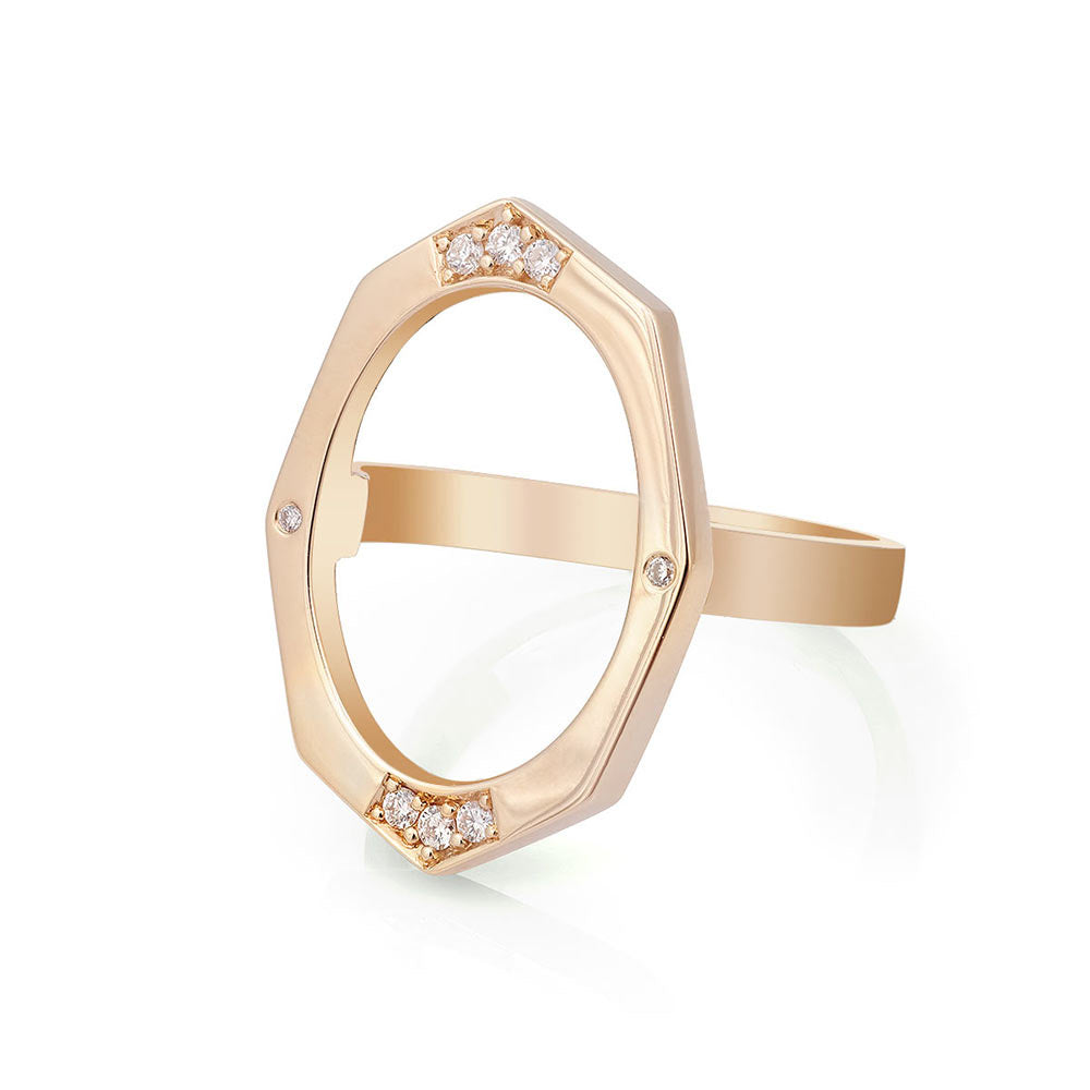 Diamond Affinity Ring - available on special order
