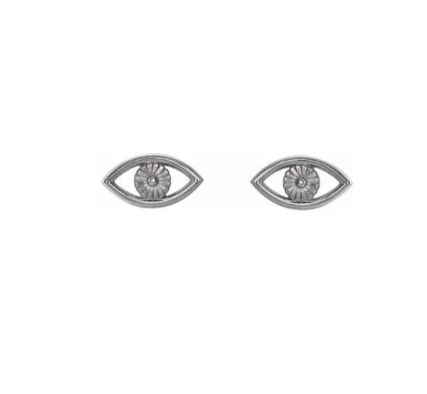Eye Stud Earrings