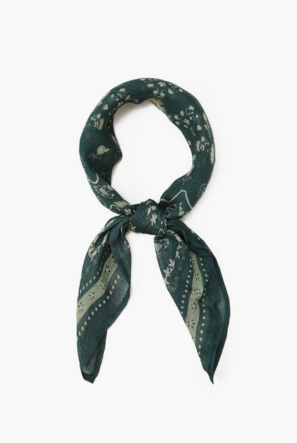 Viscose Guaze Urban Chic Bandana/Neckerchief