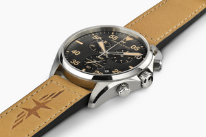 KHAKI AVIATION KHAKI PILOT CHRONO QUARZO