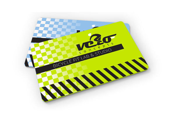 VeloConcepts Physical Gift Card