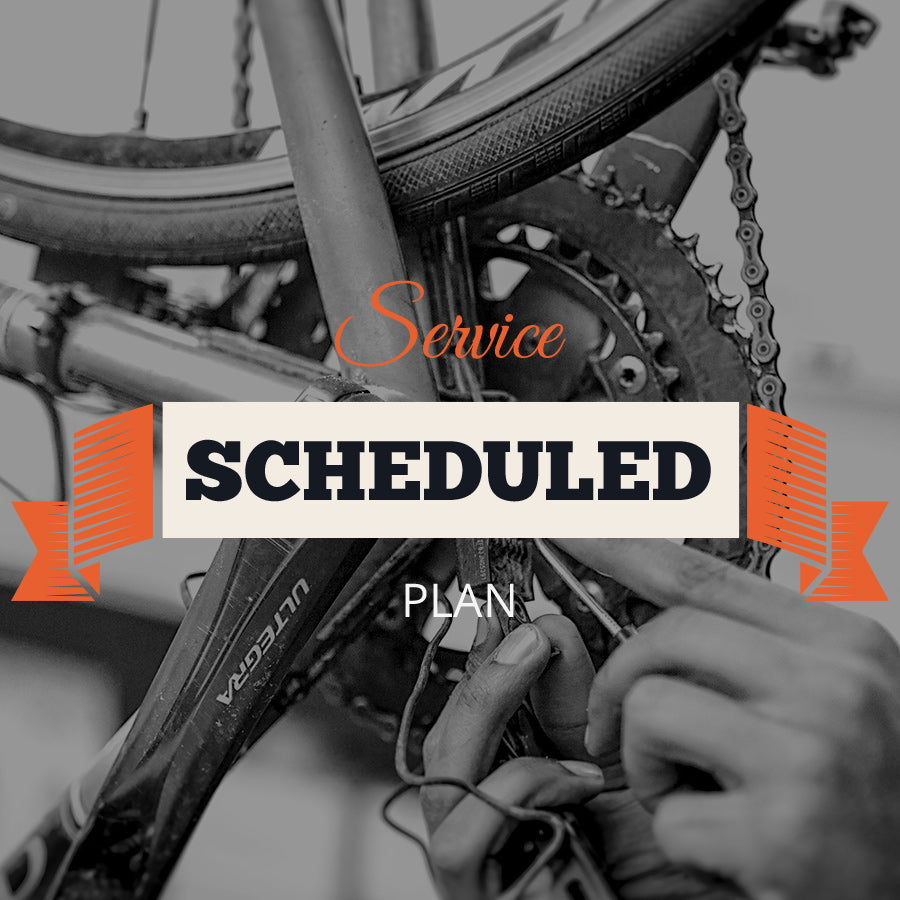 Scheduled Service Maintenance Plan