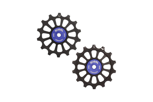 Kogel Oversized Ceramic Derailleur Pulleys