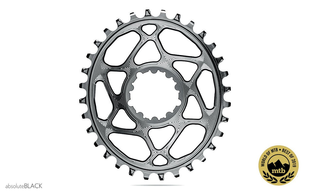 absoluteBLACK SRAM Oval Boost Chainring