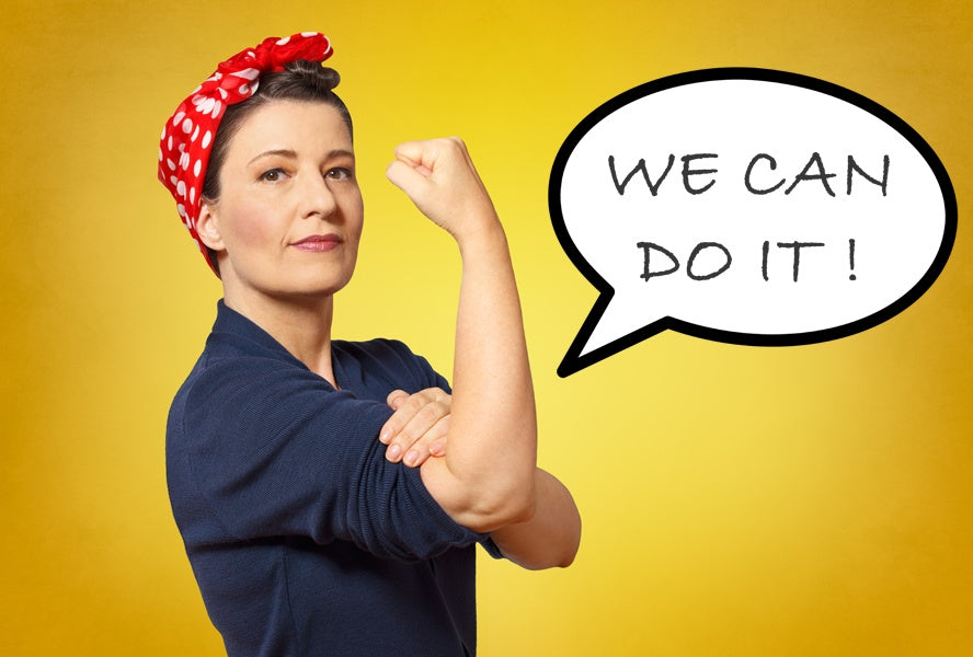 We can do it !