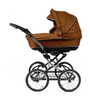 The Crown Kids 3-in-1 set SIXXMO bruin (incl. accessiores) - uwkinderwagen.nl