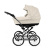 Image of The Crown Kids 3-in-1 set SIXXMO crème (incl. accessiores) - uwkinderwagen.nl