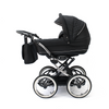 Image of The Crown Kids SIXXMO 3-in-1 zwart (incl. accessoires)