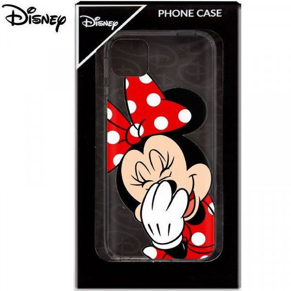 Carcasa IPhone 11 Licencia Disney Minnie Transparente/ Apple