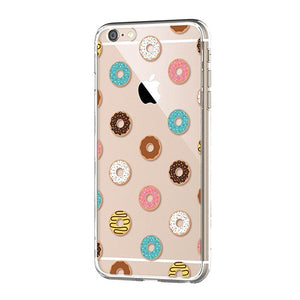 Case Funda Mobo Donas Iphone 6 6S
