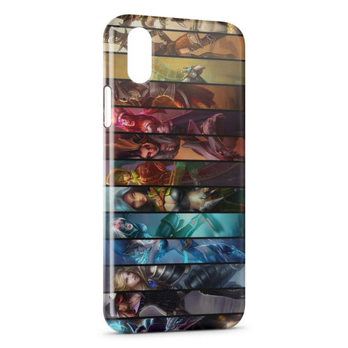 Fundas iPhone X & XS League Of Legends 3
