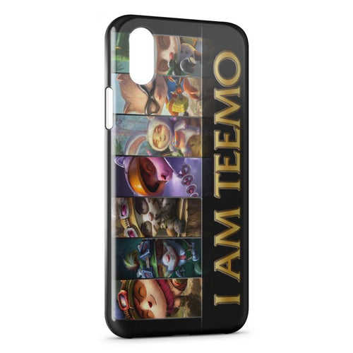 Fundas iPhone X & XS League Of Legends Teemo 1