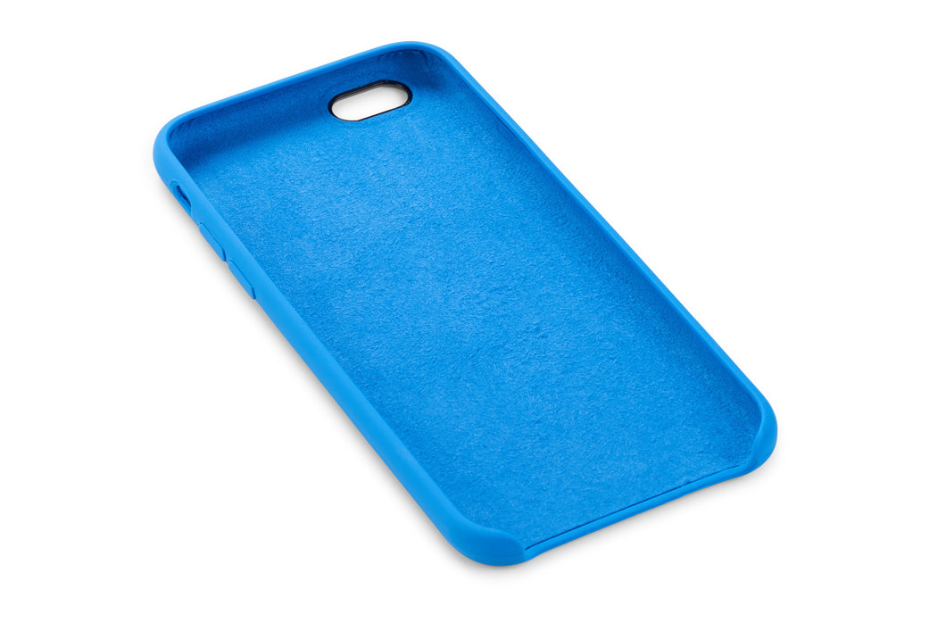 FUNDA IPHONE 6 FURGO AZUL - printpeace