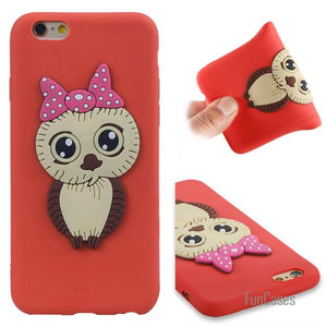 Fashion Case SFor Fundas IPhone 6 Soft Silicone Phone Case Casa