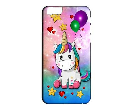 Funda Carcasa iPhone PLUS 6+ Fashion Style Unicorn Fun Kawaii 45