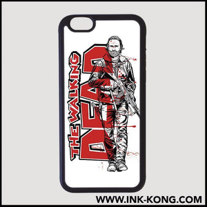 Funda Celular De The Walking Dead: Rick Grimes - INK KONG