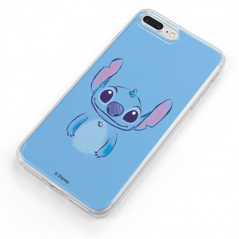 Funda Oficial Lilo y Stitch Azul iPhone 7 Plus