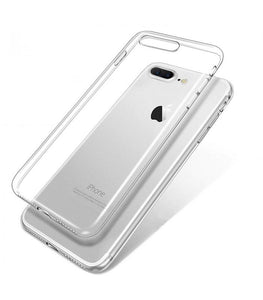 Funda de gel TPU carcasa silicona para movil Apple Iphone 8 Plus