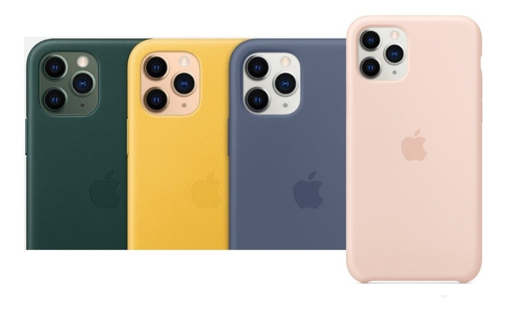 Funda iPhone 11 11 Pro Y 11 Pro Max Silicone Case Original