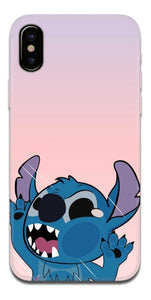 Funda iPhone 11 Xi X Xs Xr Pro Max Stitch 4 - $ 269.00 en Mercado