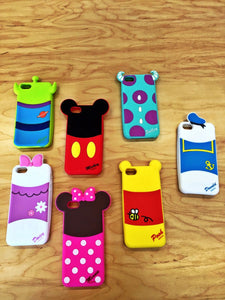 Funda iPhone 5 5s Disney Celulares Baratos - $ 150.00 en Mercado Libre