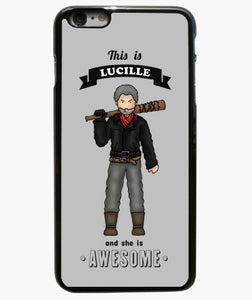 Funda iPhone 6 / 6S 6 - Negan - The Walking Dead  laTostadora