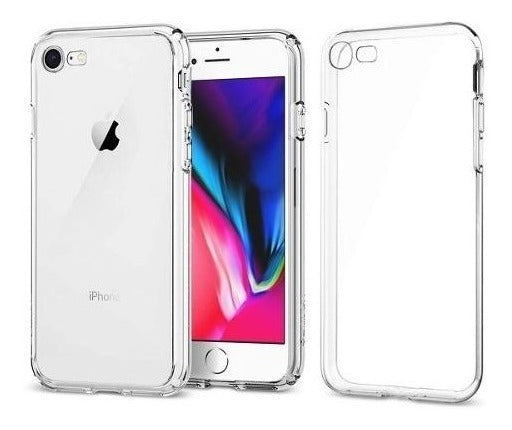 Fundas iPhone 6 7 7 Plus 8 8 Plus Tpu Transparentes - $ 15000 en