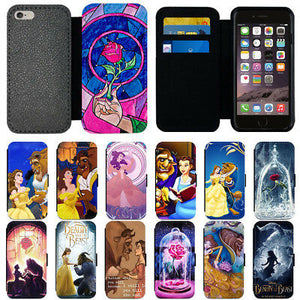 The Beauty and the Beast Disney Case Cover for iPhone 678x