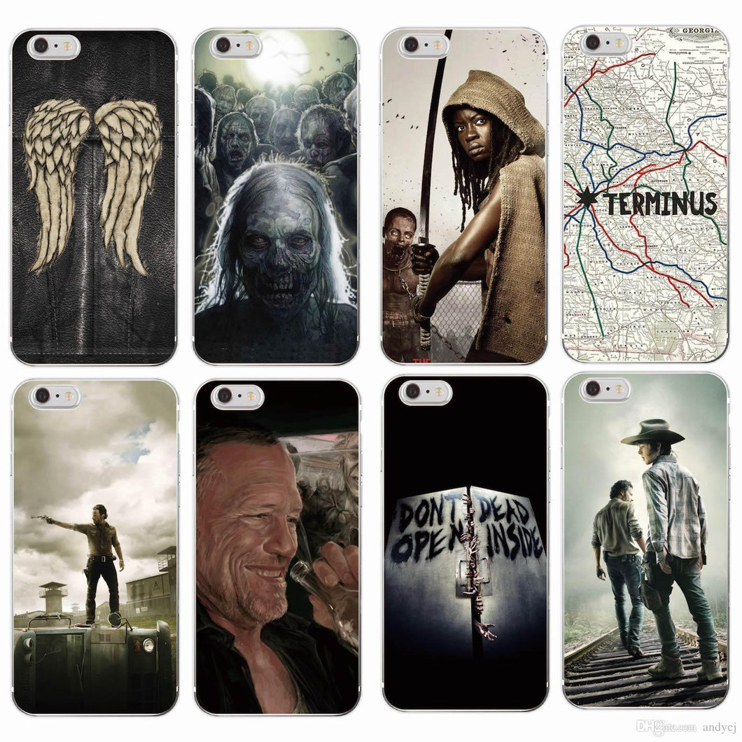 The Walking Dead Funda Iphone 4 4S Funda The Walking Dead Funda
