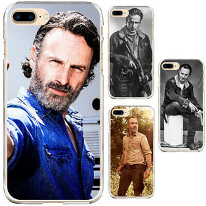 The Walking Dead Rick Grimes Andrew Lincoln Apple Iphone Funda  eBay