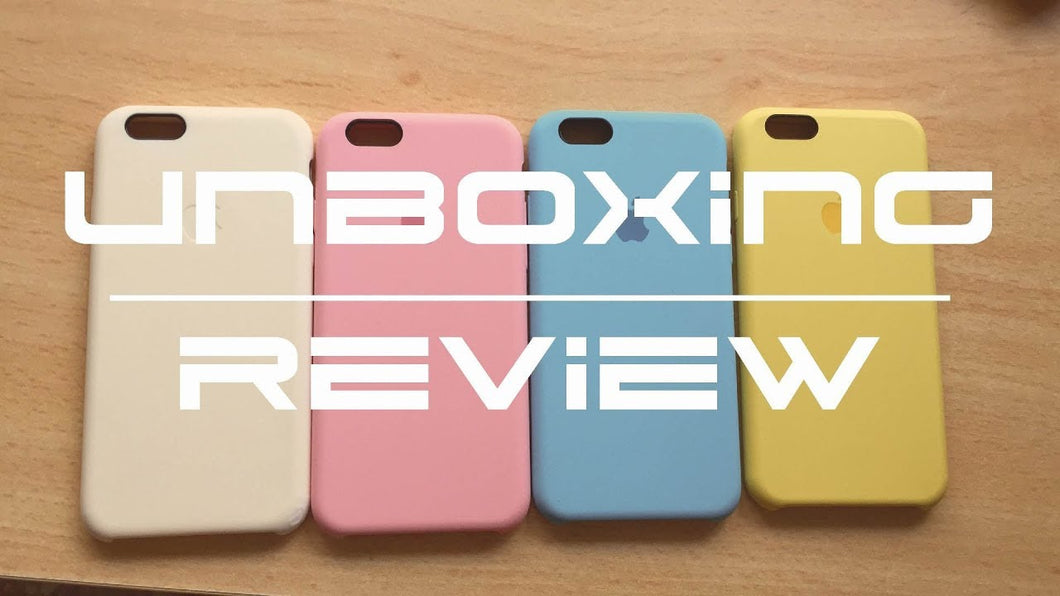 UNBOXING/REVIEW - Fundas originales de Apple? Baratas? ALIEXPRESS - printpeace