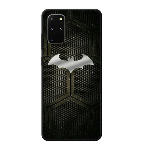 coque custodia cover fundas hoesjes j3 J5 J6 s20 s10 s9 s8 s7 s6 s5 plus edge B12053 Batman FF0122 Samsung Galaxy S20 Plus Case