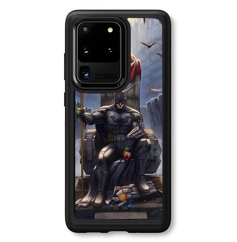 coque custodia cover fundas hoesjes j3 J5 J6 s20 s10 s9 s8 s7 s6 s5 plus edge B12031 Batman FF0085 Samsung Galaxy S20 Ultra Case