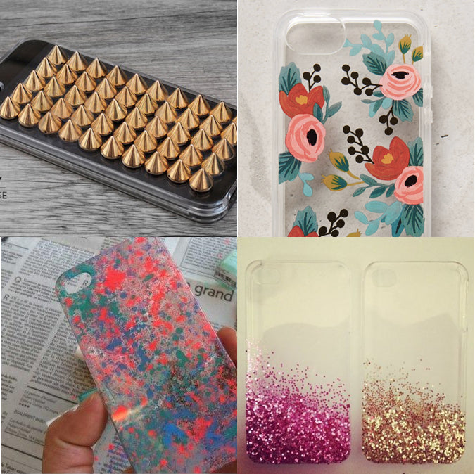 customizar funda iphone