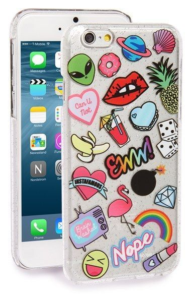 decorar funda iphone