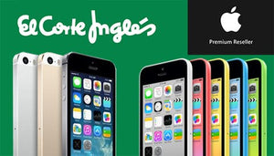 el corte ingles funda iphone 5